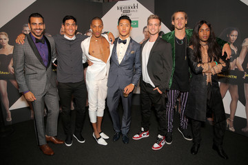 Devin Clark Guests Attend the 'America's Next Top Model' Cycle 22 Premiere Party, Presented by OPPO and NYLON