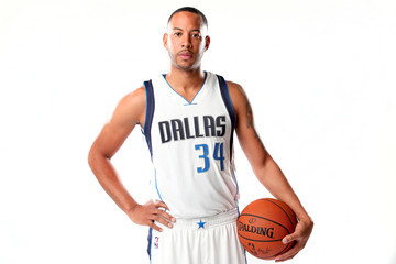 Devin Harris Dallas Mavericks Media Day