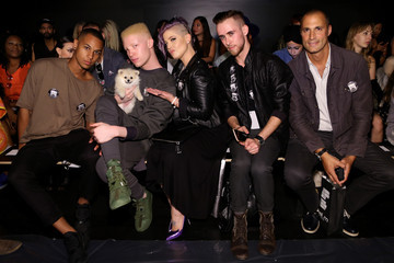 Devin Harrison Francesca Liberatore - Front Row - Spring 2016 New York Fashion Week: The Shows