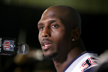 Devin McCourty Super Bowl LII - New England Patriots Media Availability