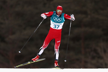 Devon Kershaw Cross-Country Skiing - Winter Olympics Day 2