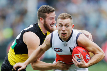 Devon Smith AFL Rd 18 - Richmond v GWS