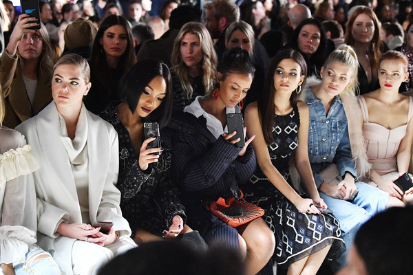 Jonathan Simkhai - Front Row - February 2018 - New York Fashion Week: The Shows