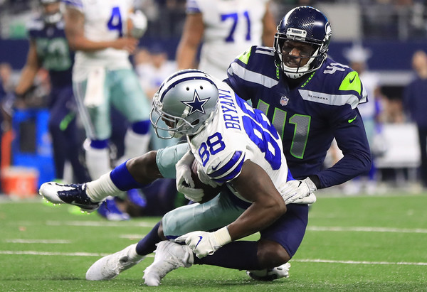 Dez Bryant Byron Maxwell Dez Bryant Photos Seattle