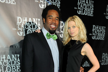 "Claire Bernard Dhani Jones Presents Exclusive Viewing Party For ""Dhani Tackles The Globe"""