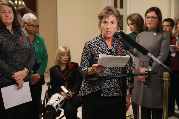 Pelosi, Senate Democrats Hold Press Conference on Planned Parenthood