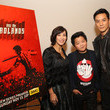 Diana Lee Inosanto AMC and CAPE Celebrate 'Into the Badlands' with Cast and Executive Producers at the Japanese American National Museum in Los Angeles