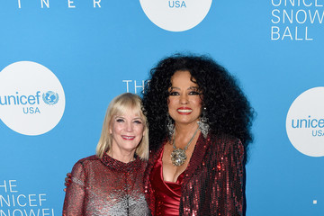 Diana Ross 13th Annual UNICEF Snowflake Ball 2017 - Inside