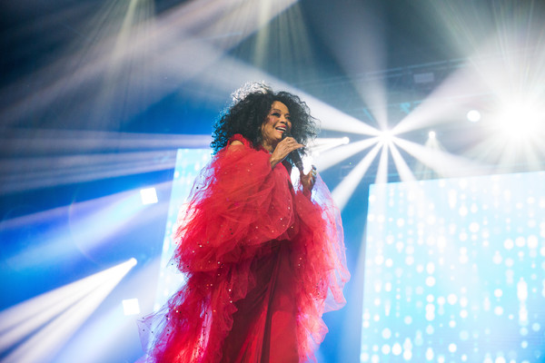AHF's Dallas 2019 World AIDS Day Concert Starring Diana Ross