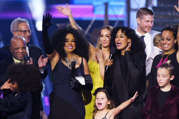 Diana Ross Berry Gordy 2017 American Music Awards - Show
