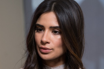 Diane Guerrero CBS Hosts The EYEspeak Summit