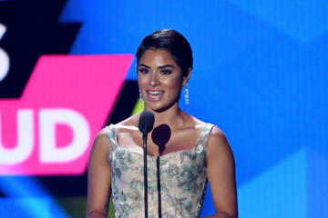 Diane Guerrero Univision's 'Premios Juventud' 2017 Celebrates the Hottest Musical Artists and Young Latinos Change-Makers - Show