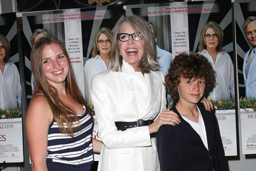 "Diane Keaton ""And So It Goes"" East Hampton Premiere"