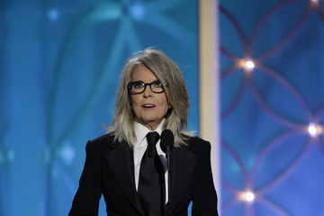 Diane Keaton 71st Annual Golden Globe Awards Show