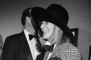 Diane Keaton The Patron Tequila Room At Carousel Of Hope