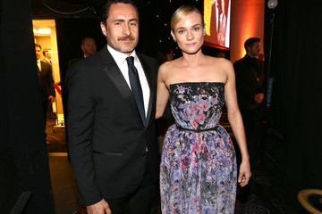 Diane Kruger Demian Bichir 4th Annual Critics' Choice Television Awards - Backstage and Audience