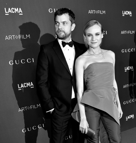 An Alternate View of LACMA 2015 Art+Film Gala Honoring James Turrell And Alejandro G Inarritu, Presented By Gucci [image,black-and-white,suit,hairstyle,formal wear,monochrome photography,fashion,premiere,tuxedo,event,dress,alejandro g inarritu,james turrell,actors,joshua jackson,diane kruger,alternate view,gucci,l,lacma 2015 art film gala]