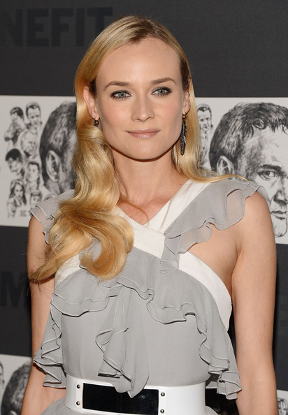 Diane Kruger - The Museum of Modern Art Film Benefit Honoring Quentin Tarantino - Inside Arrivals