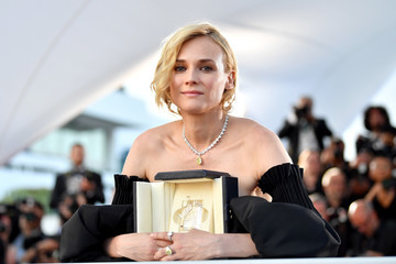 Diane Kruger Best of the 70th Annual Cannes Film Festival