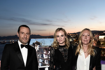 Diane Kruger Event SKY With Jaeger-LeCoultre - The 68th Annual Cannes Film Festival