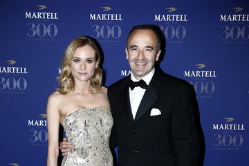 Diane Kruger Martell Cognac Celebrates Its 300th Anniversary at the Palace of Versailles - Red Carpet Arrivals