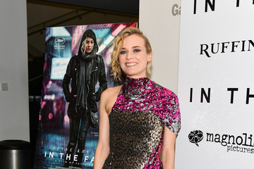 Diane Kruger 'In The Fade' New York Premiere