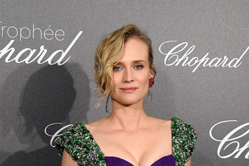 Diane Kruger Trophee Chopard Photocall - The 71st Annual Cannes Film Festival