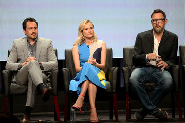 Diane Kruger Summer TCA Tour: Day 14