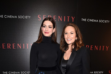 Diane Lane 'Serenity' New York Screening
