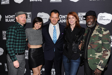 Diane Neal Philip Courtney Montblanc Presents The 13th Annual 24 Hour Plays On Broadway - After Party