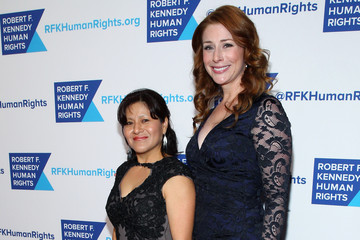 Diane Neal Robert F. Kennedy Human Rights Hosts Tthe 2015 Ripple of Hope Awards