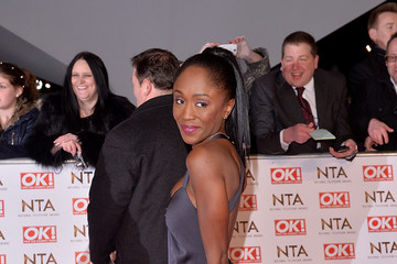 Diane Parish Arrivals at the National Television Awards