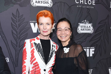 Diane Quon 12th Annual Women In Film Oscar Nominees Party Presented By Max Mara With Additional Support From Chloe Wine Collection, Stella Artois And Cadillac - Red Carpet