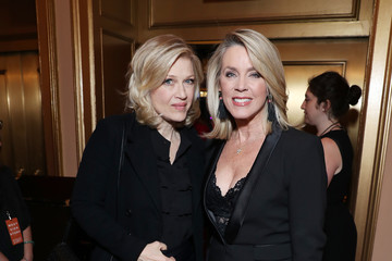 Diane Sawyer Lincoln Center Honors Bonnie Hammer at American Songbook Gala - Inside