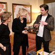 Diane Sawyer National Geographic's 'Valley Of The Boom' Screening