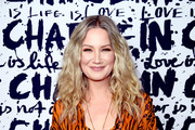 Jennifer Nettles attends Diane Von Furstenberg's InCharge Conversations 2020 Presented by Mastercard on March 06, 2020 in New York City.