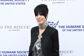 Diane Warren The Humane Society Of The United States' To The Rescue! Los Angeles Gala - Red Carpet
