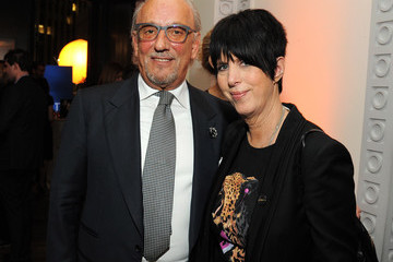 Diane Warren Roberto Coin The Hollywood Reporter's 4th Annual Nominees Night - Inside