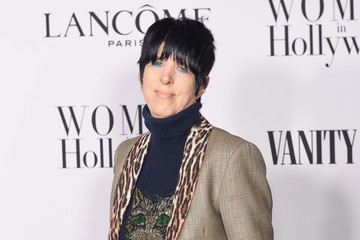 Diane Warren Vanity Fair and Lancôme Women In Hollywood Celebration
