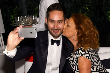 Diane von Furstenberg 2015 CFDA Fashion Awards - Supper