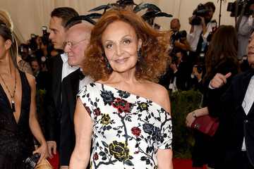 Diane von Furstenberg 'China: Through The Looking Glass' Costume Institute Benefit Gala - Arrivals
