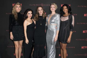 Dichen Lachman Premiere of Netflix's 'Altered Carbon' - Red Carpet