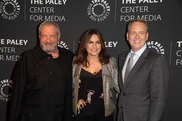 Dick Wolf The Paley Center For Media Presents: Creating Great Characters: Dick Wolf And Mariska Hargitay