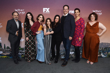 Diedrich Bader Rebecca Metz FYC Red Carpet Event For Season 3 Of FX's 'Better Things'