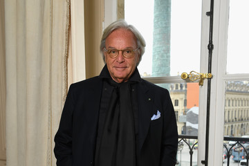 Diego Della Valle Schiaparelli: Front Row - Paris Fashion Week - Haute Couture Fall/Winter 2017-2018