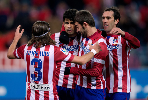 Diego+Godin+Club+Atletico+de+Madrid+v+Levante+26H8NdhBAewl Chelsea look to raid Atletico with €100m offer for Diego Costa, Felipe Luis and Diego Godin [AS]