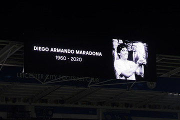 Diego Maradona European Best Pictures Of The Day - December 01