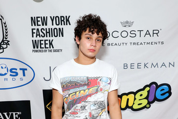 Diego Martir Society Fashion Week Presents The House Of Barretti Designer Teen Afterparty At NYFW