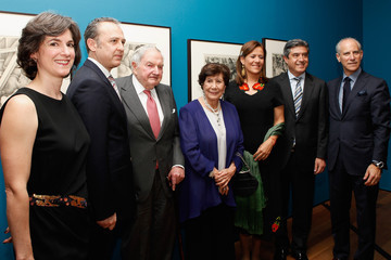"Arturo Sarukhan ""Diego Rivera: Murals For The Museum Of Modern Art"" Exhibition Opening Night"