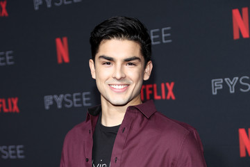 Diego Tinoco Netflix FYSee Kick Off Party - Red Carpet